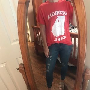Show me your Mumu Georgia girl T-shirt